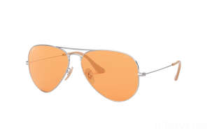 Occhiali da Sole Ray Ban Aviator large metal Evolve RB 3025 (9065V9)