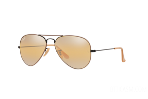 Occhiali da Sole Ray Ban Aviator large metal RB 3025 (9153AG)