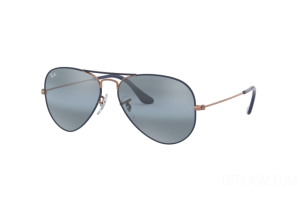 Sunglasses Ray Ban Aviator large metal RB 3025 (9156AJ)