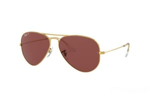 Occhiali da Sole Ray-Ban Aviator large metal RB 3025 (9196AF)