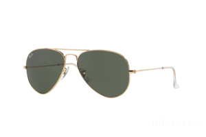 Sonnenbrille Ray Ban Aviator RB 3025 (W3234) 55mm