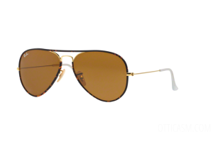 Occhiali da Sole Ray Ban Aviator full color RB 3025JM (001)