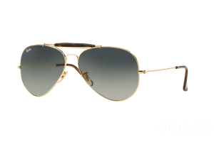 Occhiale da Sole Ray Ban Outdoorsman Havana Collection RB 3029 (181/71)