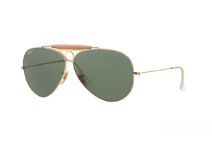 Sunglasses Ray Ban Shooter RB 3138 (001)