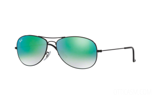 Occhiali da Sole Ray Ban Cockpit RB 3362 (002/4J)