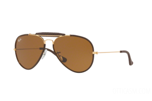 Occhiale da Sole Ray Ban Outdoorsman Craft RB 3422Q (9041)