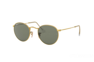 Occhiali da Sole Ray Ban Round metal RB 3447 (001/58)