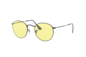 Occhiali da Sole Ray Ban Round metal Evolve RB 3447 (004/T4)