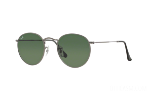Occhiale da Sole Ray Ban RB 3447 Round Metal (029)