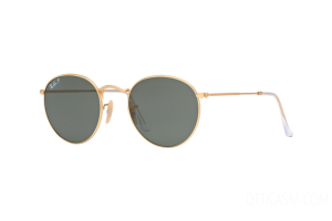 Occhiale da Sole Ray Ban RB 3447 Round Metal (112/58) 50mm