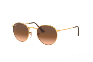 Occhiale da Sole Ray Ban RB 3447 Round Metal (9001A5)