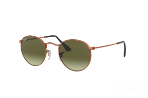Occhiale da Sole Ray Ban RB 3447 Round Metal (9002A6)