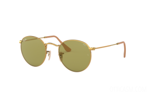 Occhiale da Sole Ray Ban RB 3447 Round Metal Evolve (90644C)