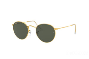 Occhiali da Sole Ray-Ban Round metal Legend Gold RB 3447 (919631)