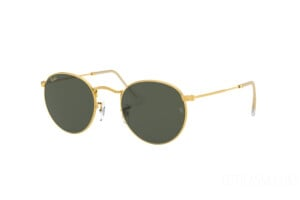Sonnenbrille Ray-Ban Round metal Legend Gold RB 3447 (919631)