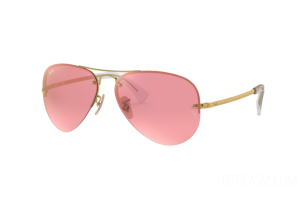 Occhiale da Sole Ray Ban RB 3449 (001/E4)