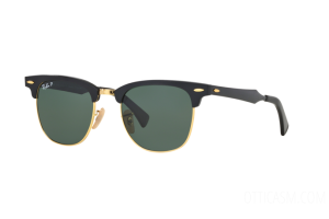 Sunglasses Ray Ban Clubmaster aluminum RB 3507 (136/N5)