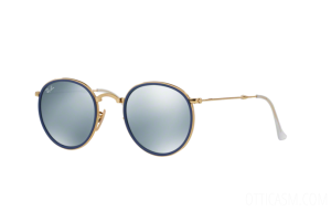 Occhiali da Sole Ray Ban Round RB 3517 (001/30)