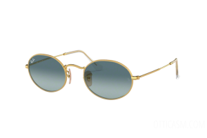Occhiali da Sole Ray Ban Oval RB 3547 (001/3M)