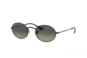 Sunglasses Ray Ban Oval Flat Lenses RB 3547N (002/71)