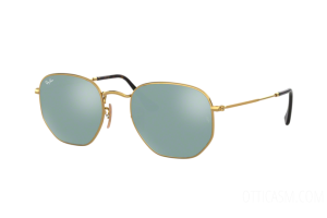 Occhiale da Sole Ray Ban Hexagonal Flat Lenses RB 3548N (001/30)