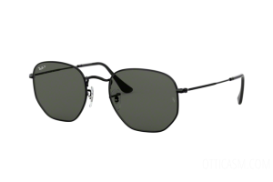 Sunglasses Ray Ban Hexagonal Flat Lenses RB 3548N (002/58)