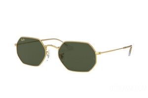 Occhiali da Sole Ray-Ban Octagonal Legend Gold RB 3556 (919631)