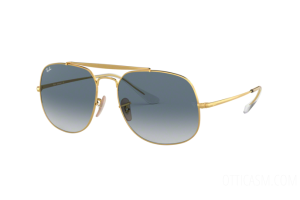 Occhiale da Sole Ray Ban General RB 3561 (001/3F)