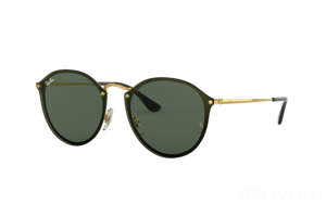 Sunglasses Ray Ban Blaze Round RB 3574N (001/71)