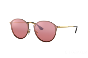 Sunglasses Ray Ban Blaze Round RB 3574N (001/E4)