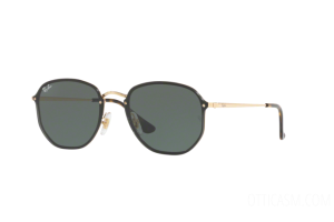 Sunglasses Ray Ban Blaze Hexagonal RB 3579N (001/71)