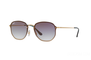 Occhiali da Sole Ray Ban Blaze hexagonal RB 3579N (91400S)
