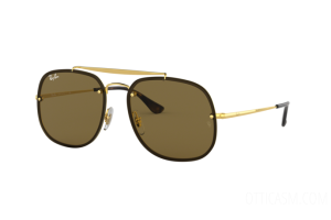 Occhiali da Sole Ray Ban Blaze the general RB 3583N (001/73)
