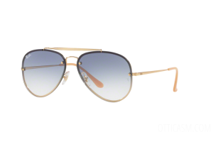 Sunglasses Ray Ban Blaze Aviator RB 3584N (001/19)