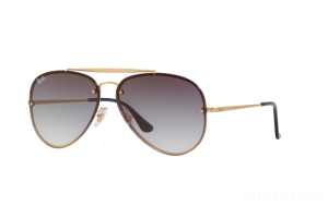 Sunglasses Ray Ban Blaze aviator RB 3584N (91400S)