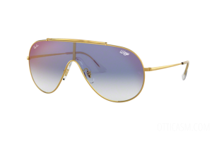 Occhiali da Sole Ray Ban Wings RB 3597 (001/X0)