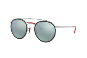 Occhiali da Sole Ray Ban Scuderia Ferrari Collection RB 3647M (F03130)