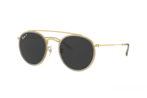 Occhiali da Sole Ray-Ban Round Double Bridge RB 3647N (921048)