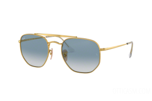 Lunettes de soleil Ray Ban Marshal RB 3648 (001/3F)