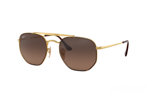 Lunettes de soleil Ray Ban The marshal RB 3648 (910443)