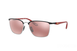 Sunglasses Ray-Ban Scuderia Ferrari Collection RB 3673M (F060H2)