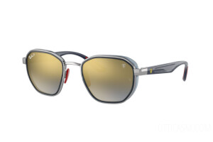 Sunglasses Ray-Ban Scuderia Ferrari Collection RB 3674M (F001J0)
