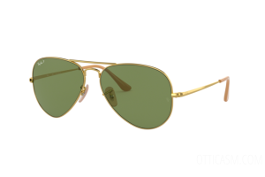 Occhiali da Sole Ray Ban Aviator metal ii RB 3689 (9064O9)