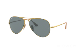 Occhiali da Sole Ray Ban Aviator metal ii RB 3689 (9064S2)