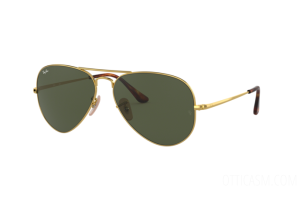 Occhiali da Sole Ray Ban Aviator metal ii RB 3689 (914731)