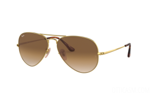 Occhiali da Sole Ray Ban Aviator metal ii RB 3689 (914751)