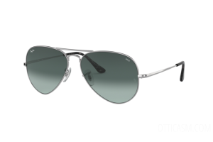 Occhiali da Sole Ray Ban Aviator metal ii Washed Evolve RB 3689 (9149AD)