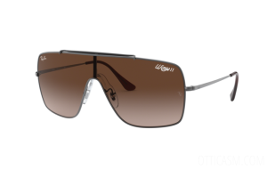 Occhiali da Sole Ray Ban Wings ii RB 3697 (004/13)
