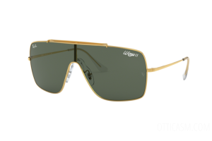 Sonnenbrille Ray Ban Wings ii RB 3697 (905071)