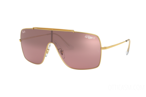Occhiali da Sole Ray Ban Wings ii RB 3697 (9050Y2)
